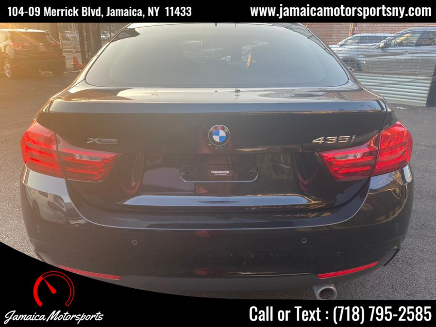 Used BMW 4 Series 4dr Sdn 435i xDrive AWD Gran Coupe 2016 | Jamaica Motor Sports . Jamaica, New York