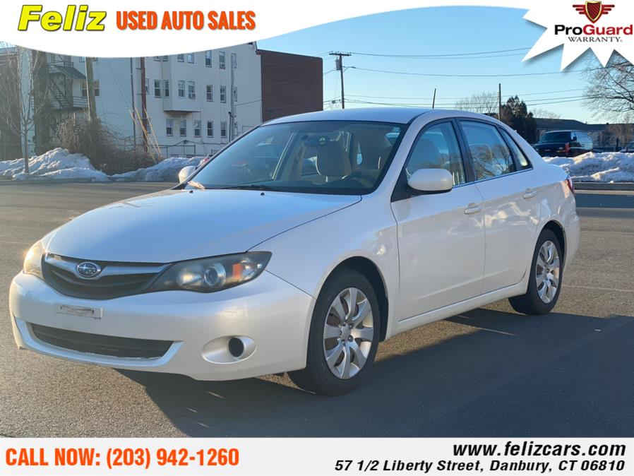 Used 2011 Subaru Impreza Sedan in Danbury, Connecticut | Feliz Used Auto Sales. Danbury, Connecticut