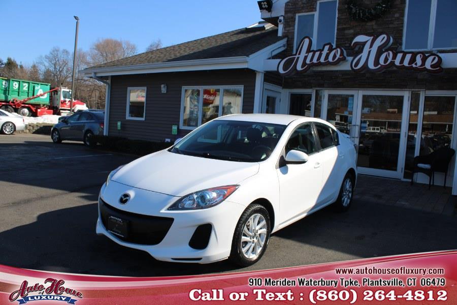 Used 2013 Mazda Mazda3 in Plantsville, Connecticut | Auto House of Luxury. Plantsville, Connecticut