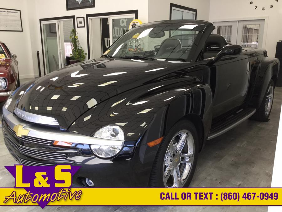 "Used Chevrolet SSR Reg Cab 116.0"" WB LS 2005 