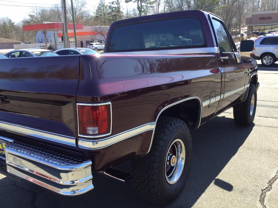 Used Chevrolet K10 K10 Fleetside 1986 | L&S Automotive LLC. Plantsville, Connecticut