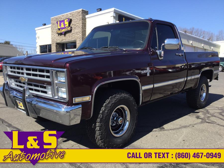 Used 1986 Chevrolet K10 in Plantsville, Connecticut | L&S Automotive LLC. Plantsville, Connecticut