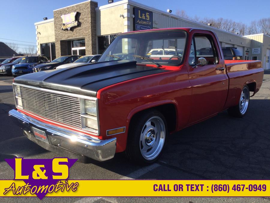 Used 1983 Chevrolet C10 in Plantsville, Connecticut | L&S Automotive LLC. Plantsville, Connecticut