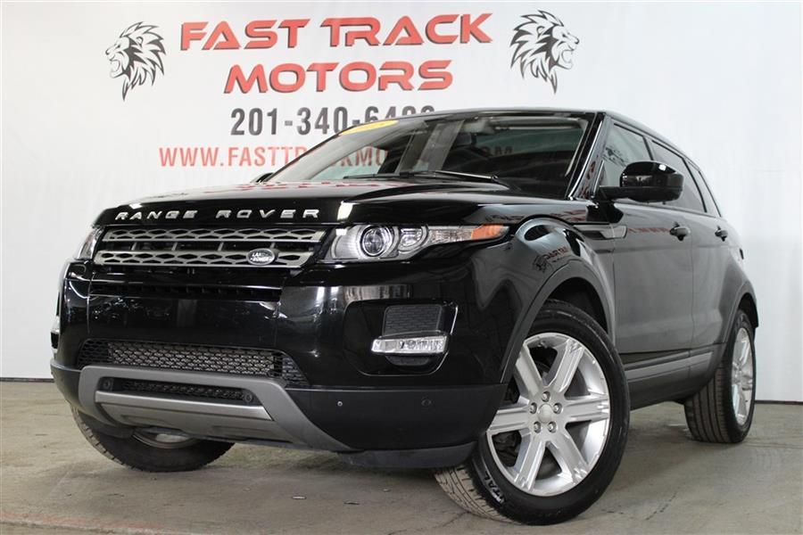 Used Land Rover Range Rover Evoque PURE PREMIUM 2015   Fast Track Motors. Paterson, New Jersey