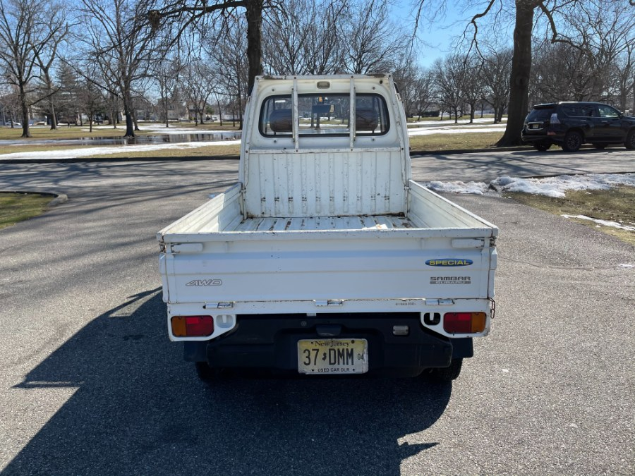 Used SUBARU SAMBAR 4WD MINI TRUCK 1994 | Cars With Deals. Lyndhurst, New Jersey