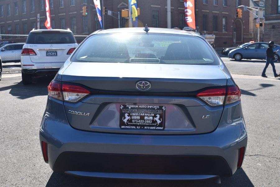 Used Toyota Corolla LE CVT (Natl) 2020   Foreign Auto Imports. Irvington, New Jersey