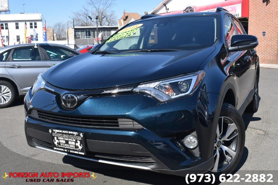 Used 2018 Toyota RAV4 in Irvington, New Jersey | Foreign Auto Imports. Irvington, New Jersey