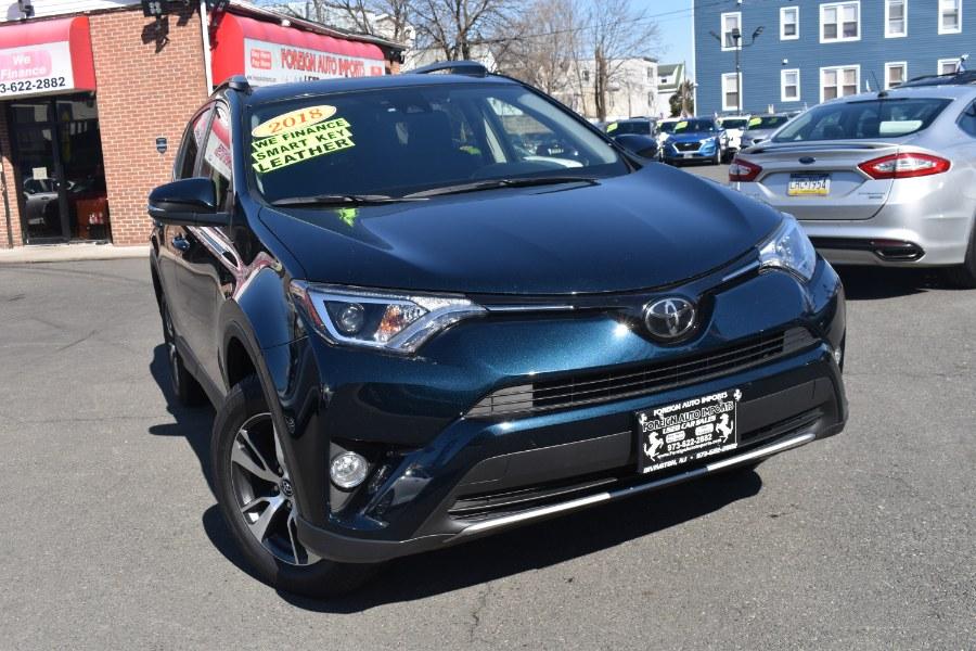 Used Toyota RAV4 XLE AWD (Natl) 2018 | Foreign Auto Imports. Irvington, New Jersey