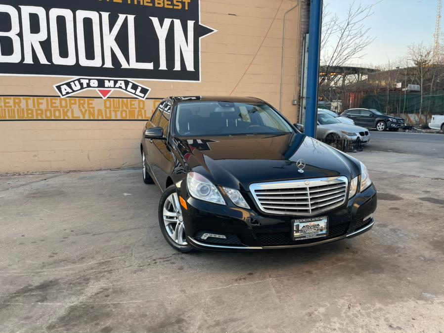 Used Mercedes-Benz E-Class 4dr Sdn E350 Sport 4MATIC 2010 | Brooklyn Auto Mall LLC. Brooklyn, New York