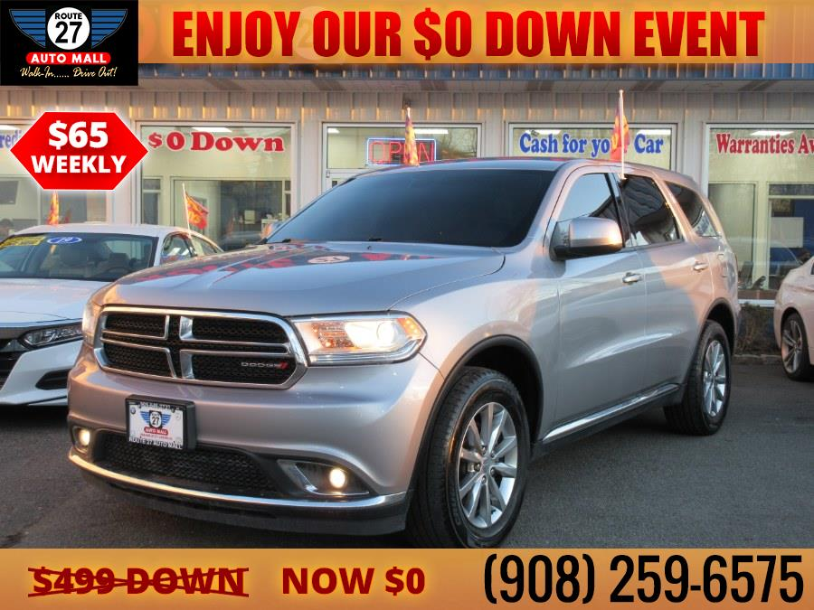 Used 2018 Dodge Durango in Linden, New Jersey | Route 27 Auto Mall. Linden, New Jersey