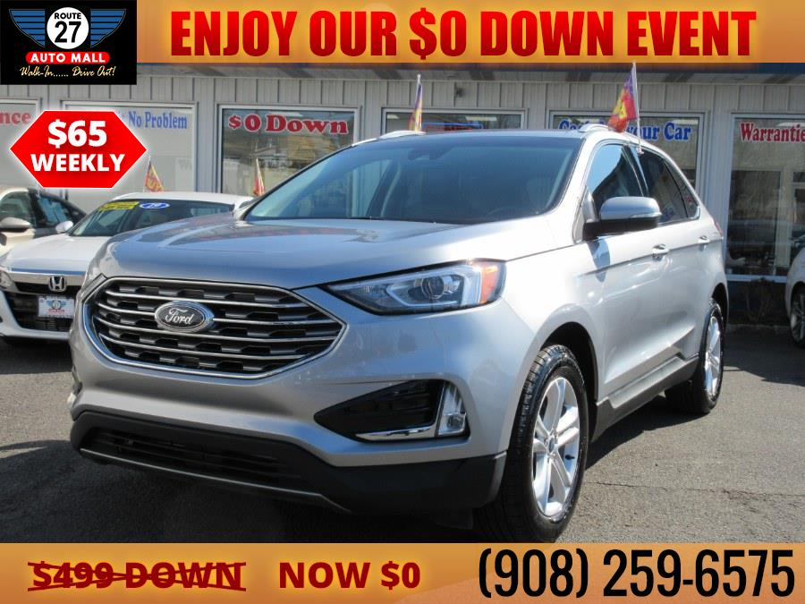 Used 2020 Ford Edge in Linden, New Jersey | Route 27 Auto Mall. Linden, New Jersey