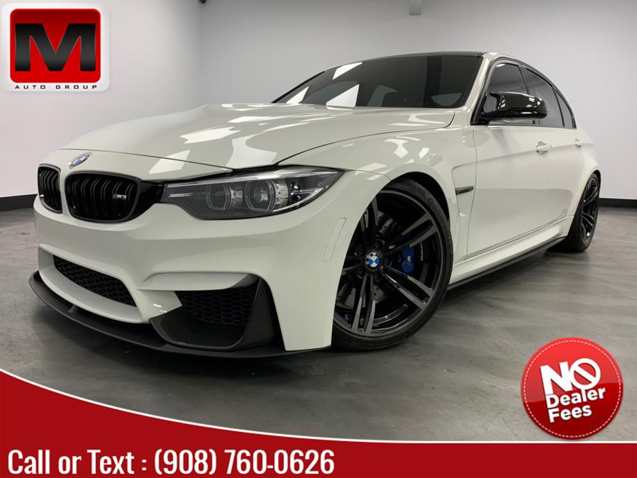 Used 2018 BMW M3 in Elizabeth, New Jersey | M Auto Group. Elizabeth, New Jersey