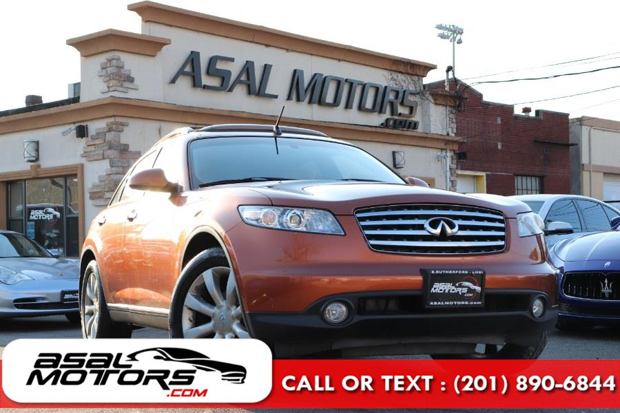 Used INFINITI FX35 AWD w/Options 2003 | Asal Motors. East Rutherford, New Jersey