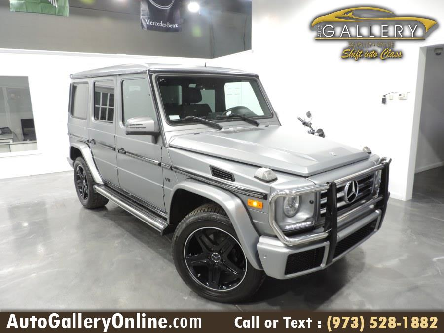 Used 2016 Mercedes-Benz G-Class in Lodi, New Jersey | Auto Gallery. Lodi, New Jersey