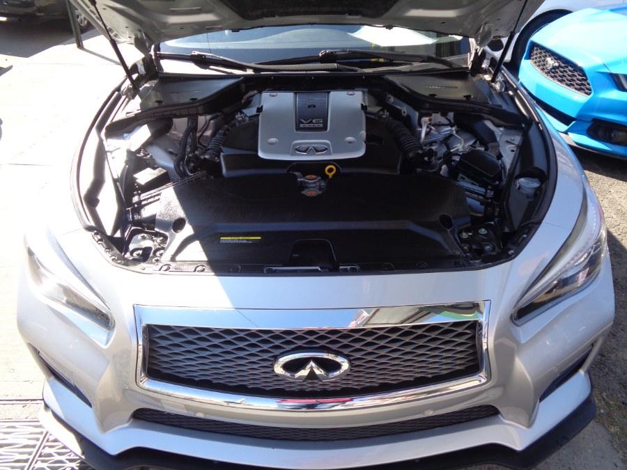 Used INFINITI Q50S Sport AWD 2014 | Top Speed Motors LLC. Jamaica, New York