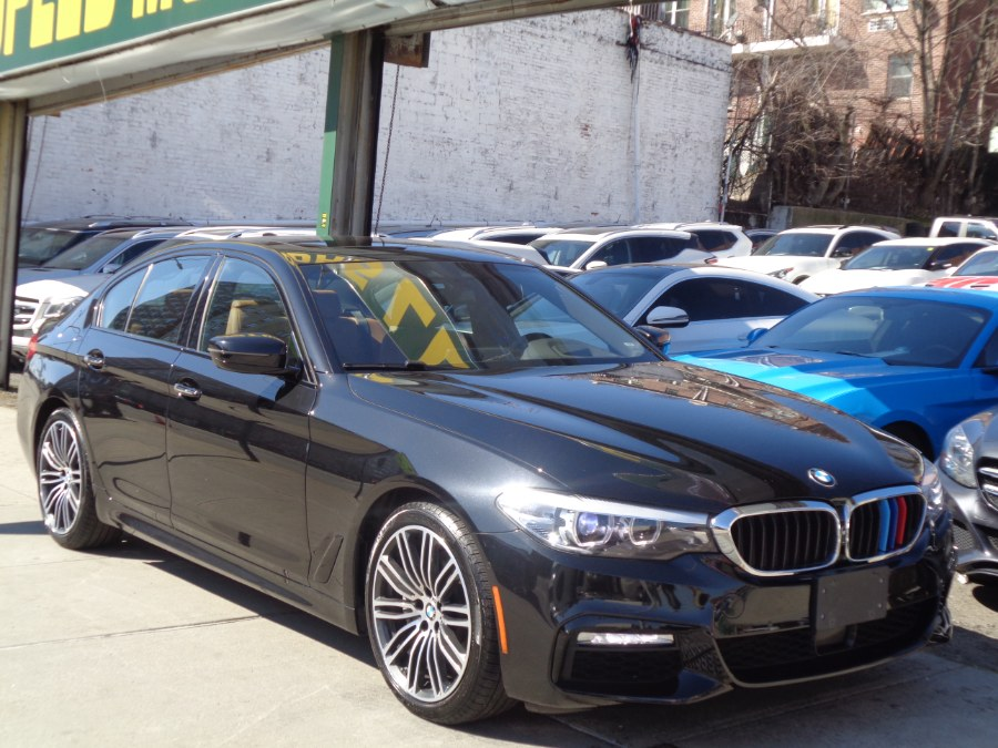 Used BMW 540i xDrive //M Sport Technology 2018 | Top Speed Motors LLC. Jamaica, New York