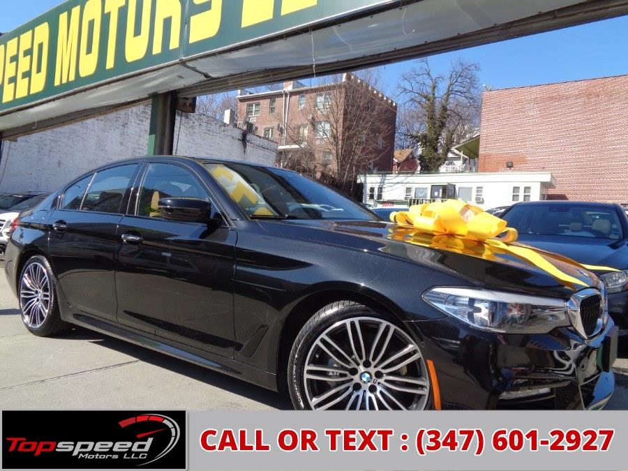 Used 2018 BMW 540i xDrive in Jamaica, New York | Top Speed Motors LLC. Jamaica, New York