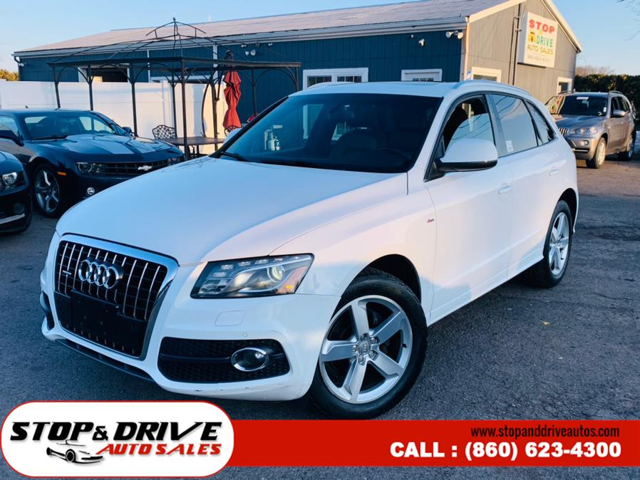 Used 2011 Audi Q5 in East Windsor, Connecticut | Stop & Drive Auto Sales. East Windsor, Connecticut