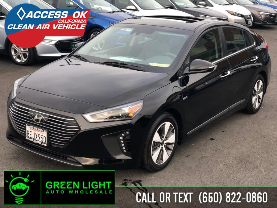 Used 2019 Hyundai Ioniq Plug-In Hybrid in Daly City, California | Green Light Auto Wholesale. Daly City, California