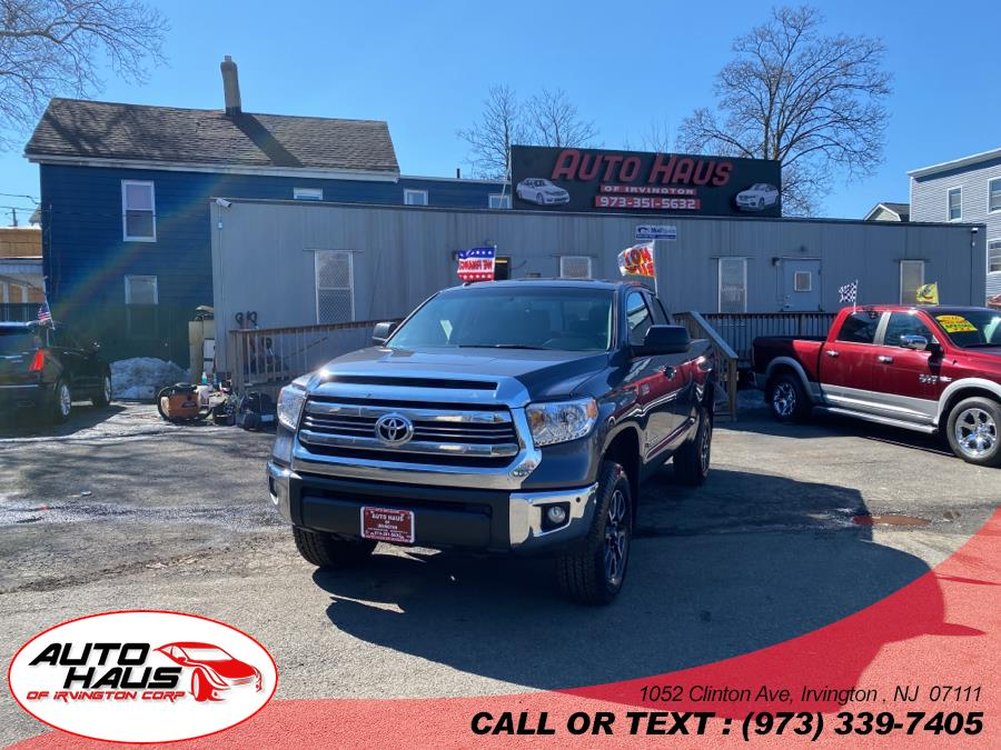 Used 2016 Toyota Tundra 4WD Truck in Irvington , New Jersey | Auto Haus of Irvington Corp. Irvington , New Jersey