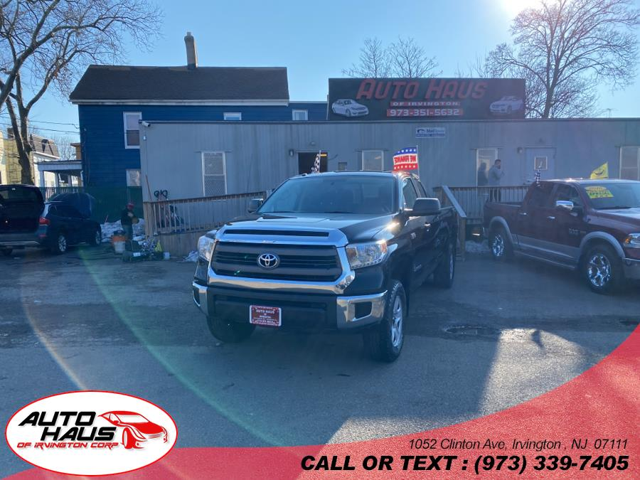 Used 2014 Toyota Tundra 4WD Truck 8ft bed in Irvington , New Jersey | Auto Haus of Irvington Corp. Irvington , New Jersey