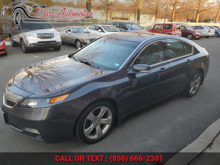 Used Acura TL 4dr Sdn Auto SH-AWD Tech 2014 | Carr Automotive. Delran, New Jersey