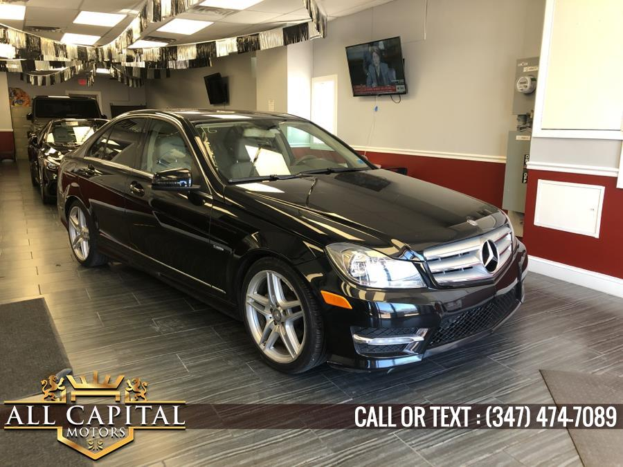 Used 2012 Mercedes-Benz C-Class in Brooklyn, New York | All Capital Motors. Brooklyn, New York