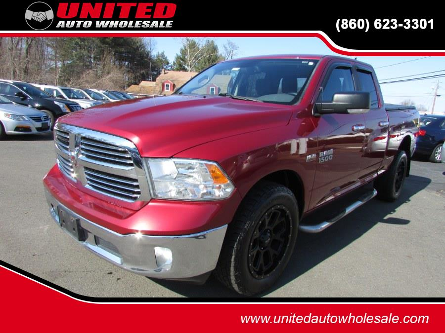 Used 2013 Ram 1500 in East Windsor, Connecticut | United Auto Sales of E Windsor, Inc. East Windsor, Connecticut