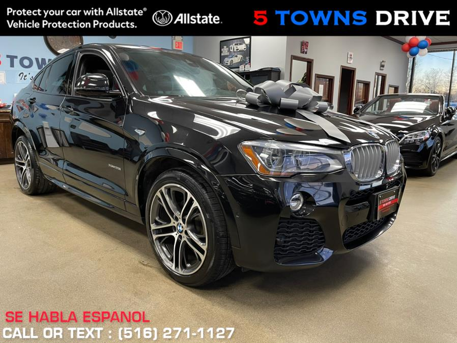 Used BMW X4 M/SPORT xDrive28i Sports Activity Coupe 2018 | 5 Towns Drive. Inwood, New York