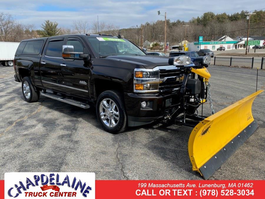 Used 2018 Chevrolet Silverado 2500HD in Lunenburg, Massachusetts | Chapdelaine Truck Center Inc.. Lunenburg, Massachusetts