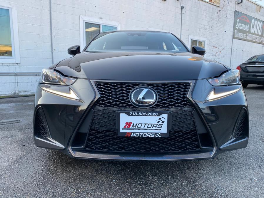 Used Lexus IS F Sport IS 300 F Sport AWD 2017 | Diamond Cars R Us Inc. Franklin Square, New York