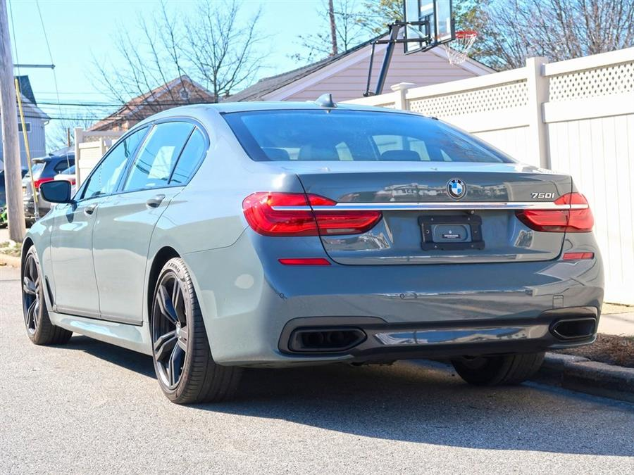 Used BMW 7 Series 750i M Sport Package 2018   Auto Expo Ent Inc.. Great Neck, New York