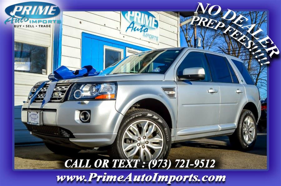 Used 2014 Land Rover LR2 in Bloomingdale, New Jersey | Prime Auto Imports. Bloomingdale, New Jersey