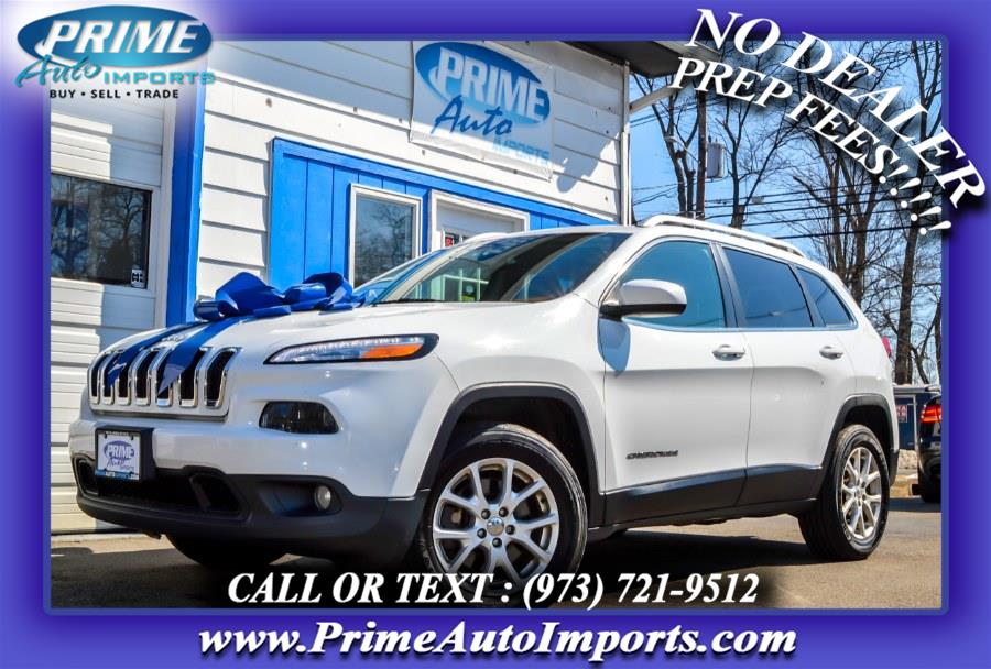 Used Jeep Cherokee 4WD 4dr Latitude 2015 | Prime Auto Imports. Bloomingdale, New Jersey