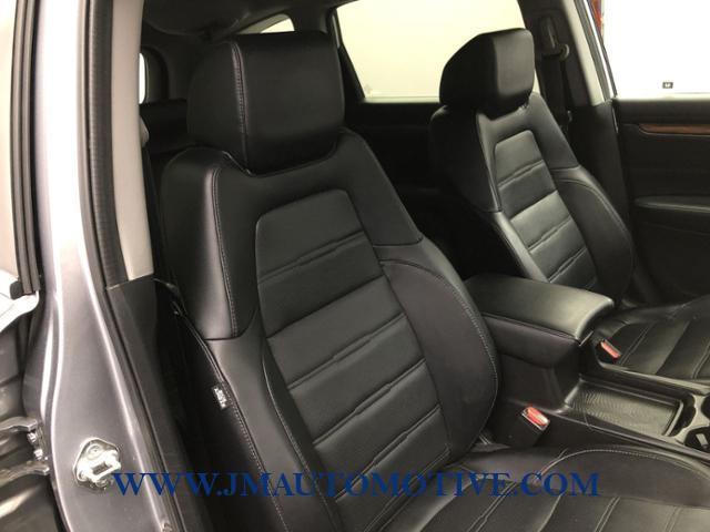 Used Honda Cr-v EX-L AWD 2018 | J&M Automotive Sls&Svc LLC. Naugatuck, Connecticut
