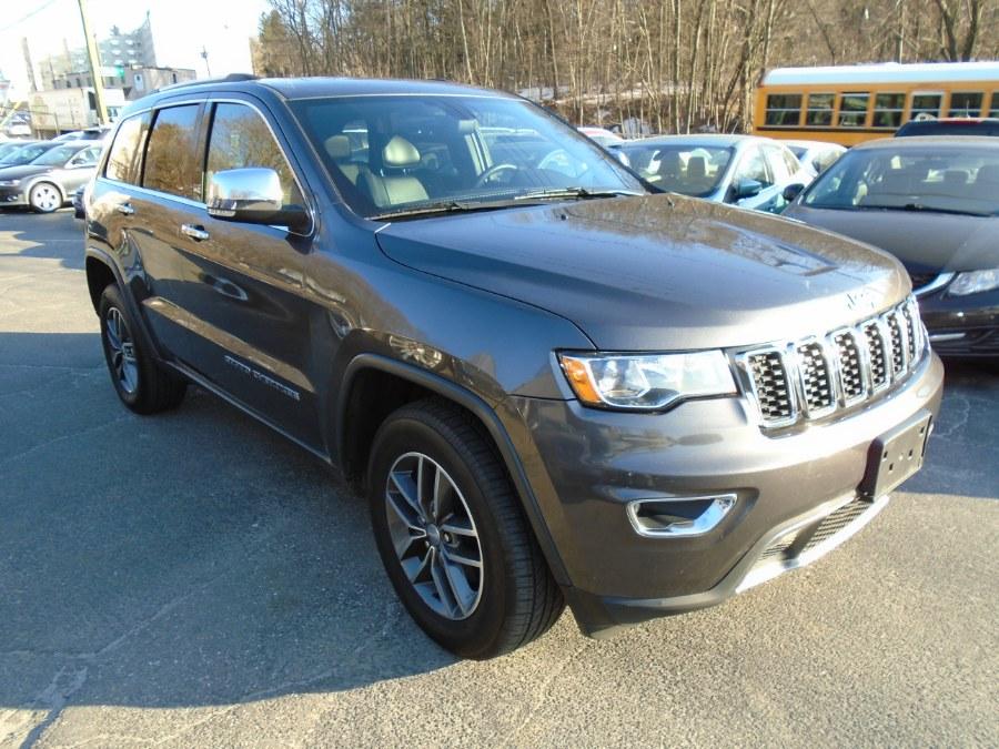 Used Jeep Grand Cherokee Limited 4x4 2017 | Jim Juliani Motors. Waterbury, Connecticut