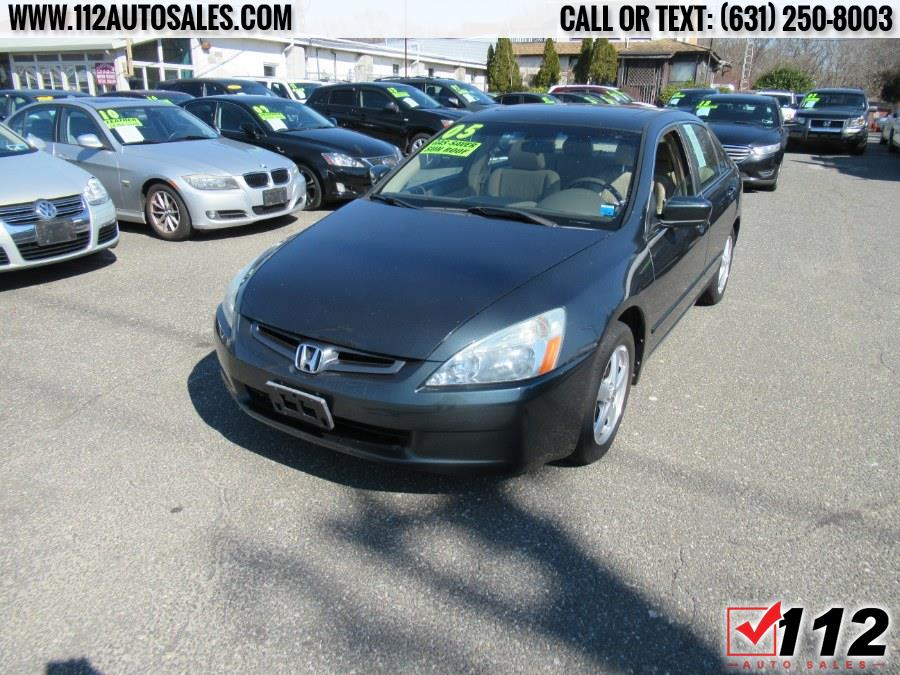 Used Honda Accord Sdn EX-L AT 2005 | 112 Auto Sales. Patchogue, New York