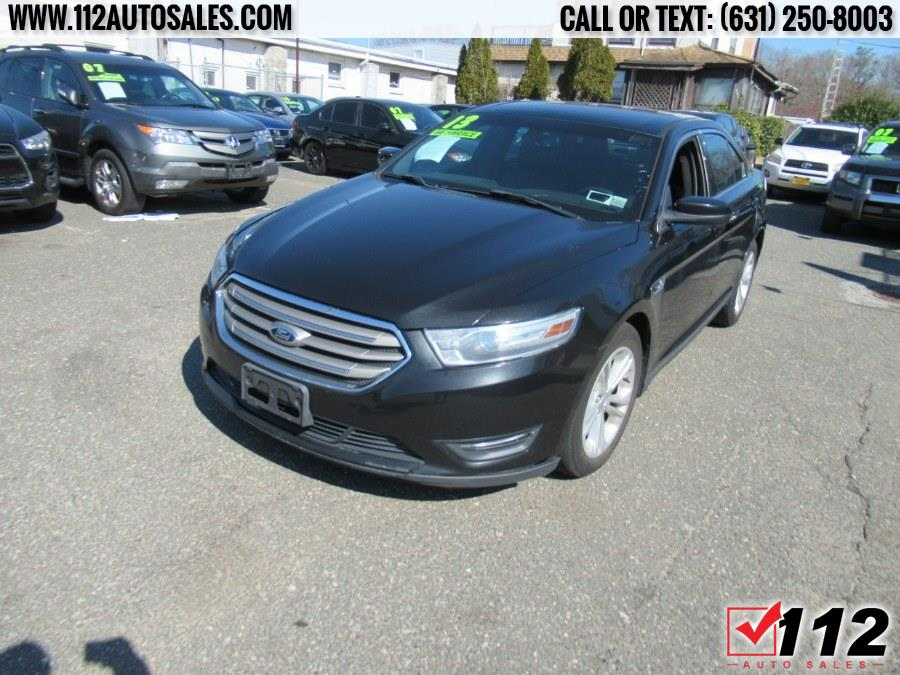 Used Ford Taurus 4dr Sdn SEL FWD 2013 | 112 Auto Sales. Patchogue, New York