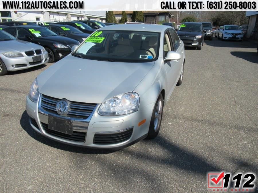 Used Volkswagen Jetta Sedan 4dr Auto Limited PZEV 2010 | 112 Auto Sales. Patchogue, New York
