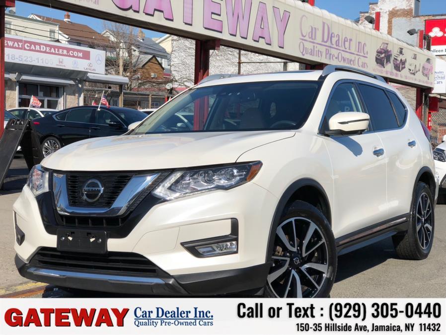 Used Nissan Rogue AWD SL 2018 | Gateway Car Dealer Inc. Jamaica, New York