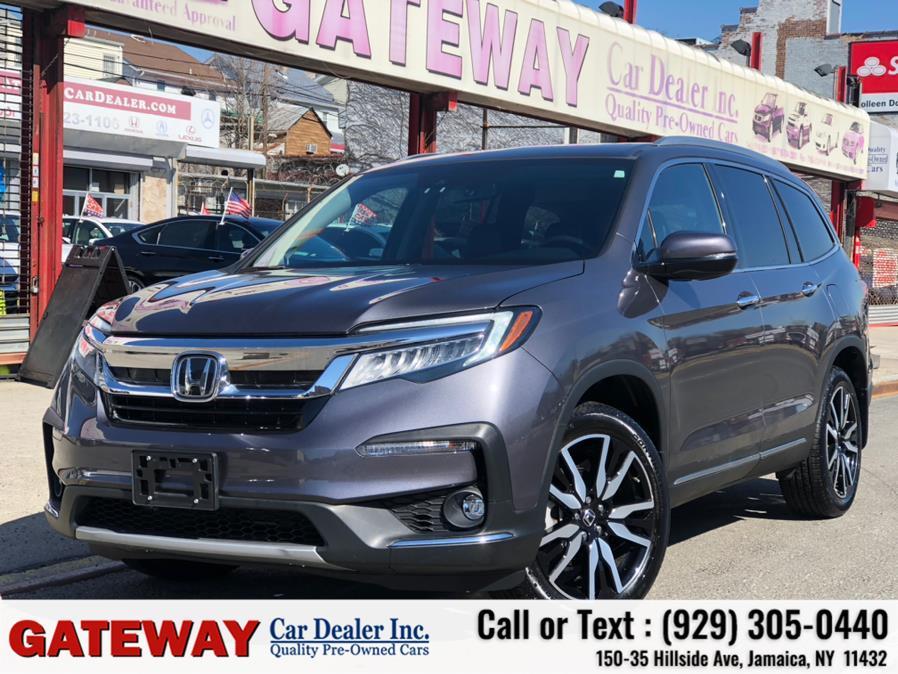 Used Honda Pilot Touring 7-Passenger AWD 2019   Gateway Car Dealer Inc. Jamaica, New York