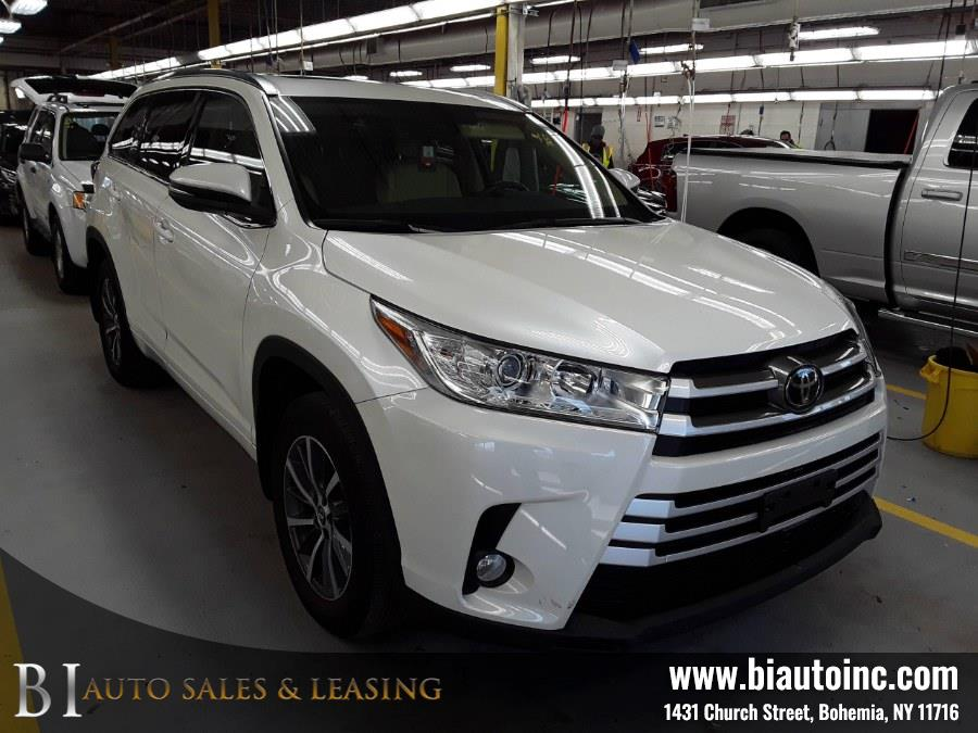 Used Toyota Highlander XLE V6 AWD (Natl) 2018 | B I Auto Sales. Bohemia, New York