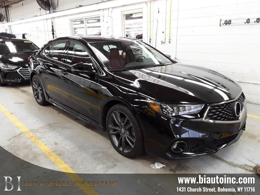 Used 2018 Acura TLX in Bohemia, New York | B I Auto Sales. Bohemia, New York