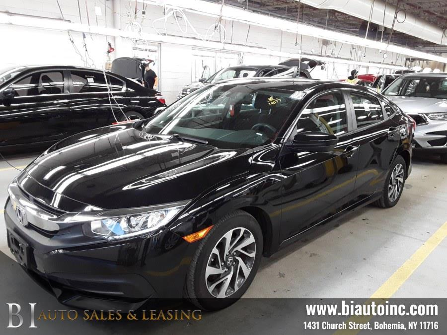 Used 2018 Honda Civic Sedan in Bohemia, New York | B I Auto Sales. Bohemia, New York