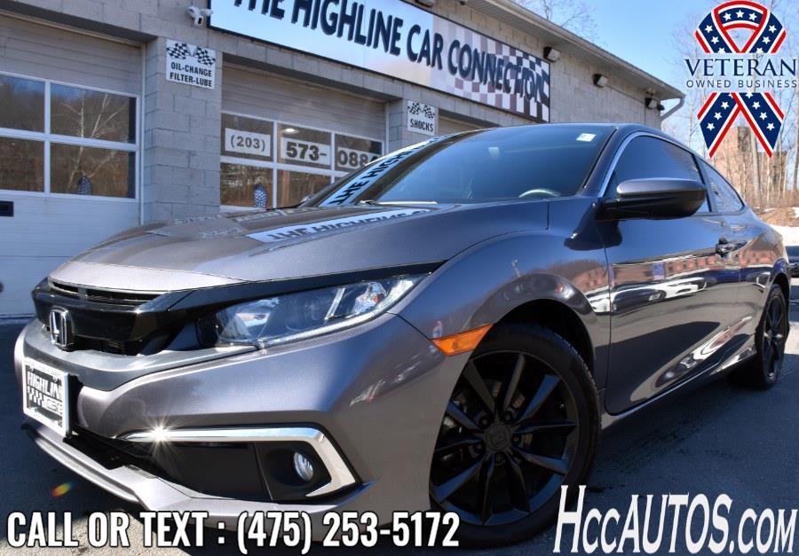 Used 2019 Honda Civic Coupe in Waterbury, Connecticut | Highline Car Connection. Waterbury, Connecticut