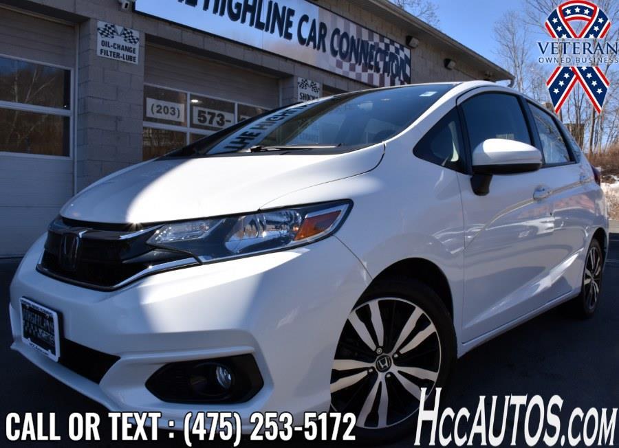 Used 2018 Honda Fit in Waterbury, Connecticut | Highline Car Connection. Waterbury, Connecticut
