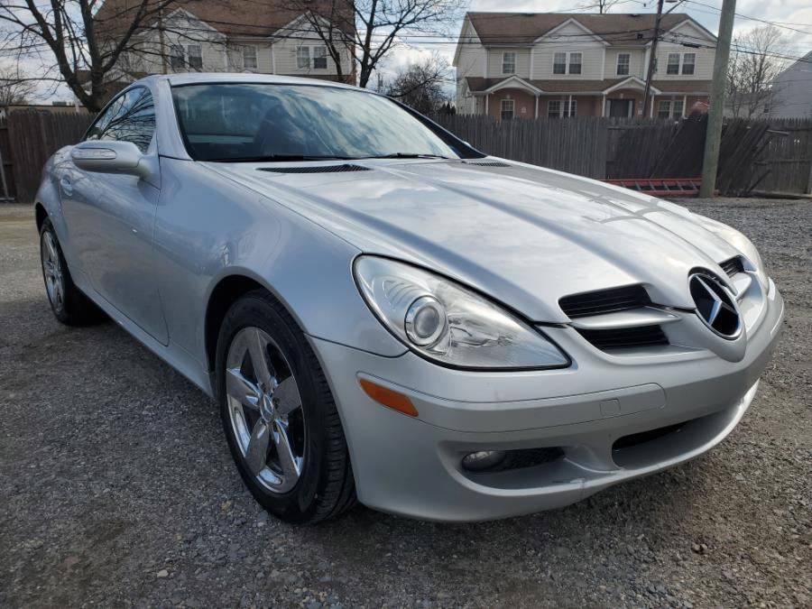 Used 2007 Mercedes-Benz SLK-Class in West Babylon, New York | SGM Auto Sales. West Babylon, New York