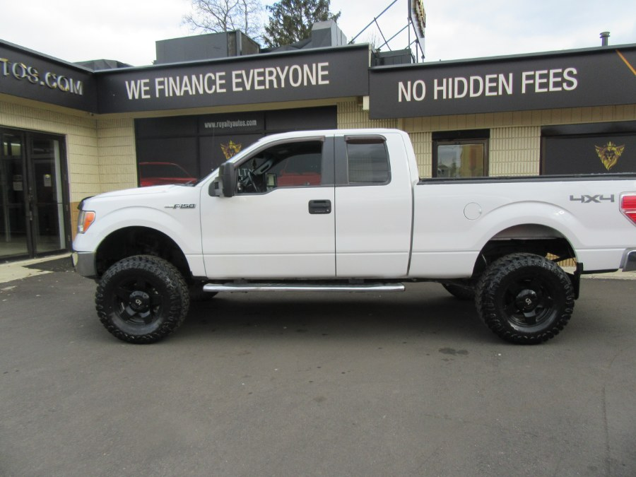 """Used Ford F-150 4WD SuperCab 163"""" XLT 2013 