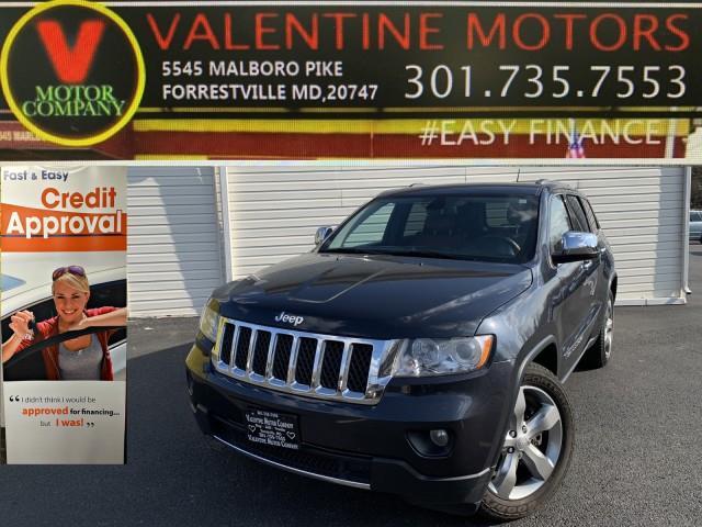 Used Jeep Grand Cherokee Overland 2013 | Valentine Motor Company. Forestville, Maryland