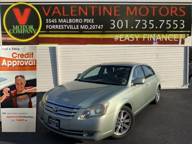 Used Toyota Avalon XLS 2006 | Valentine Motor Company. Forestville, Maryland
